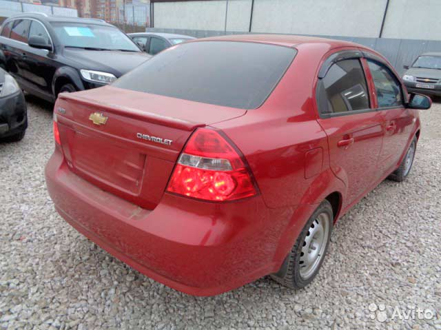 Rent a Car Moldova, Chisinau - Chevrolet Aveo Red3