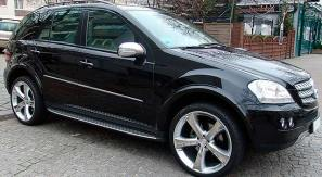 Rent a Car Moldova, Chisinau - Mercedes ML 320 CDI