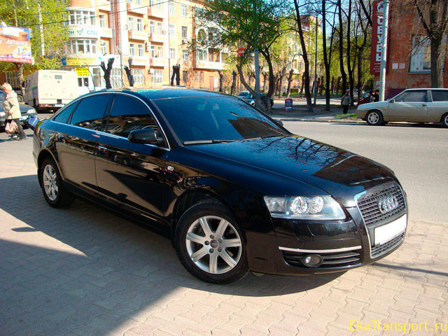 Car for Rent Chisinau, Moldova - Audi A61