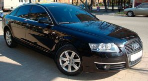 Car for Rent Chisinau, Moldova - Audi A6